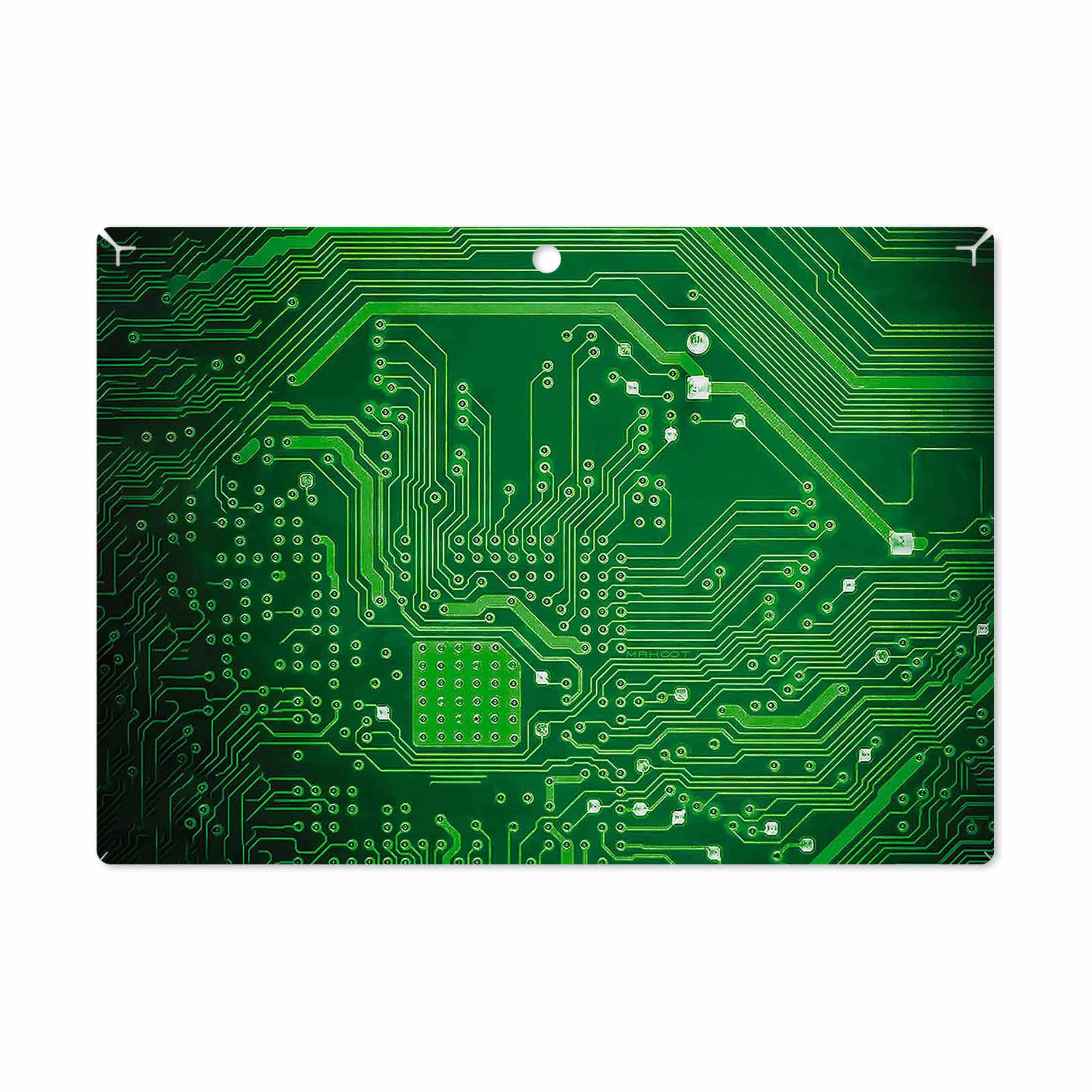 بررسی و خرید [با تخفیف]                                     برچسب پوششی ماهوت مدل Green Printed Circuit Board مناسب برای تبلت لنوو Miix 320 2017                             اورجینال