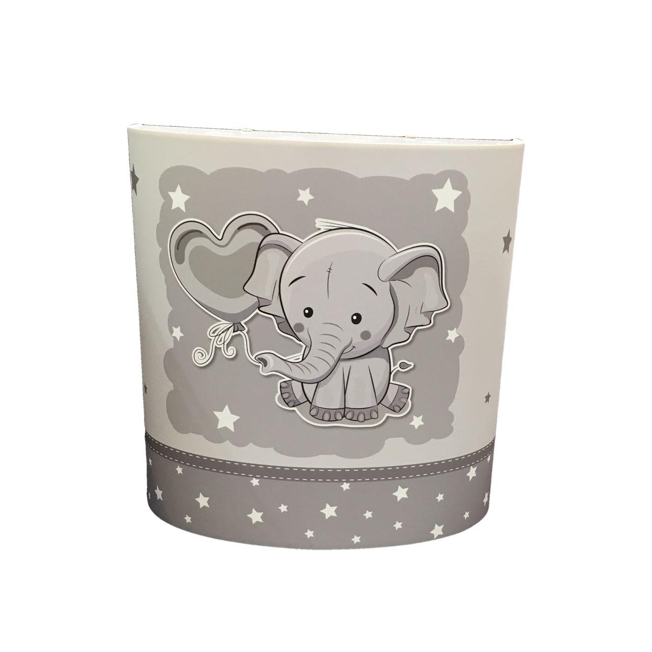 چراغ خواب کودک طرح فیل مدل ۱۱۱۱