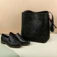 ست کیف و کفش زنانه BAB مدل ترنم کد 910-5 thumb 11