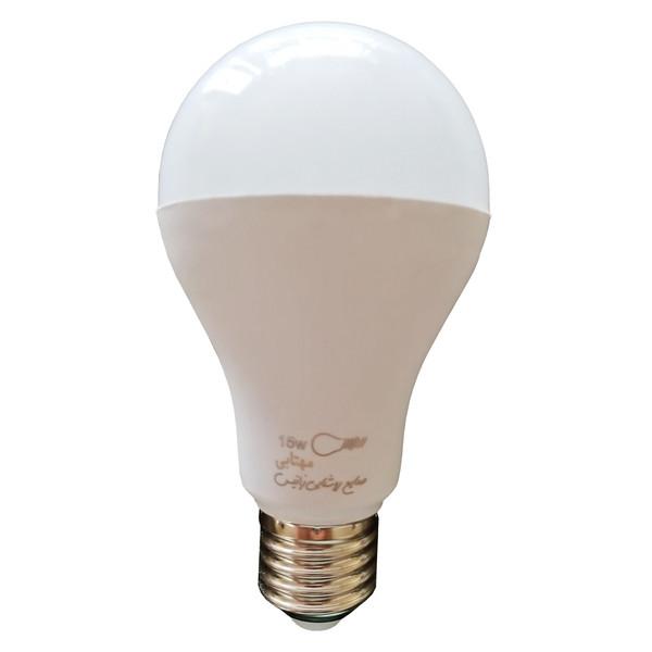 لامپ ال ای دی 15 وات زانیس مدل ZS-015 پایه E27