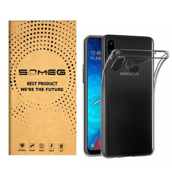 کاور سومگ مدل SMG-E1 مناسب برای گوشی موبایل سامسونگ Galaxy A20/A30