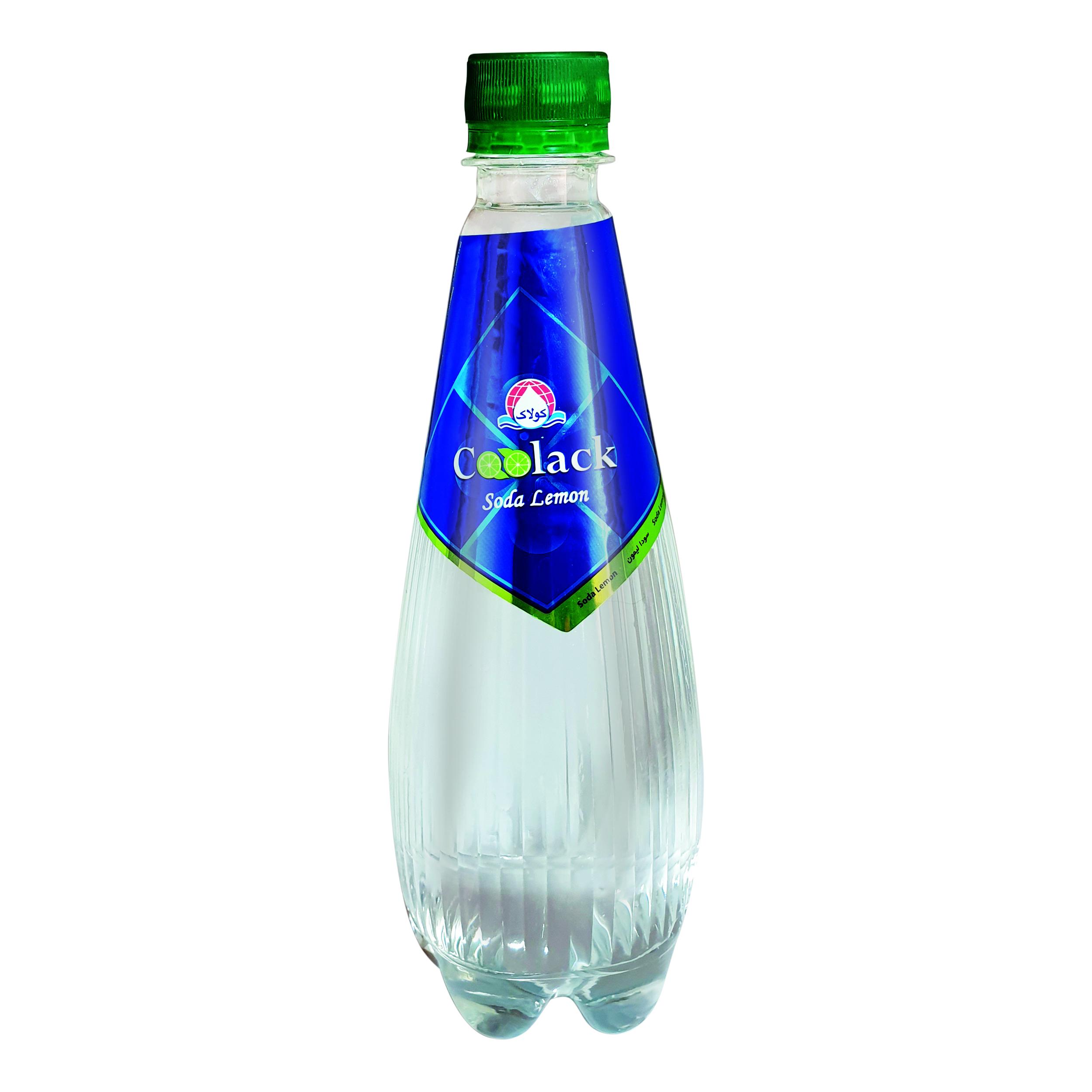 نوشیدنی سودا لیمویی کولاک - 0.5 لیتر