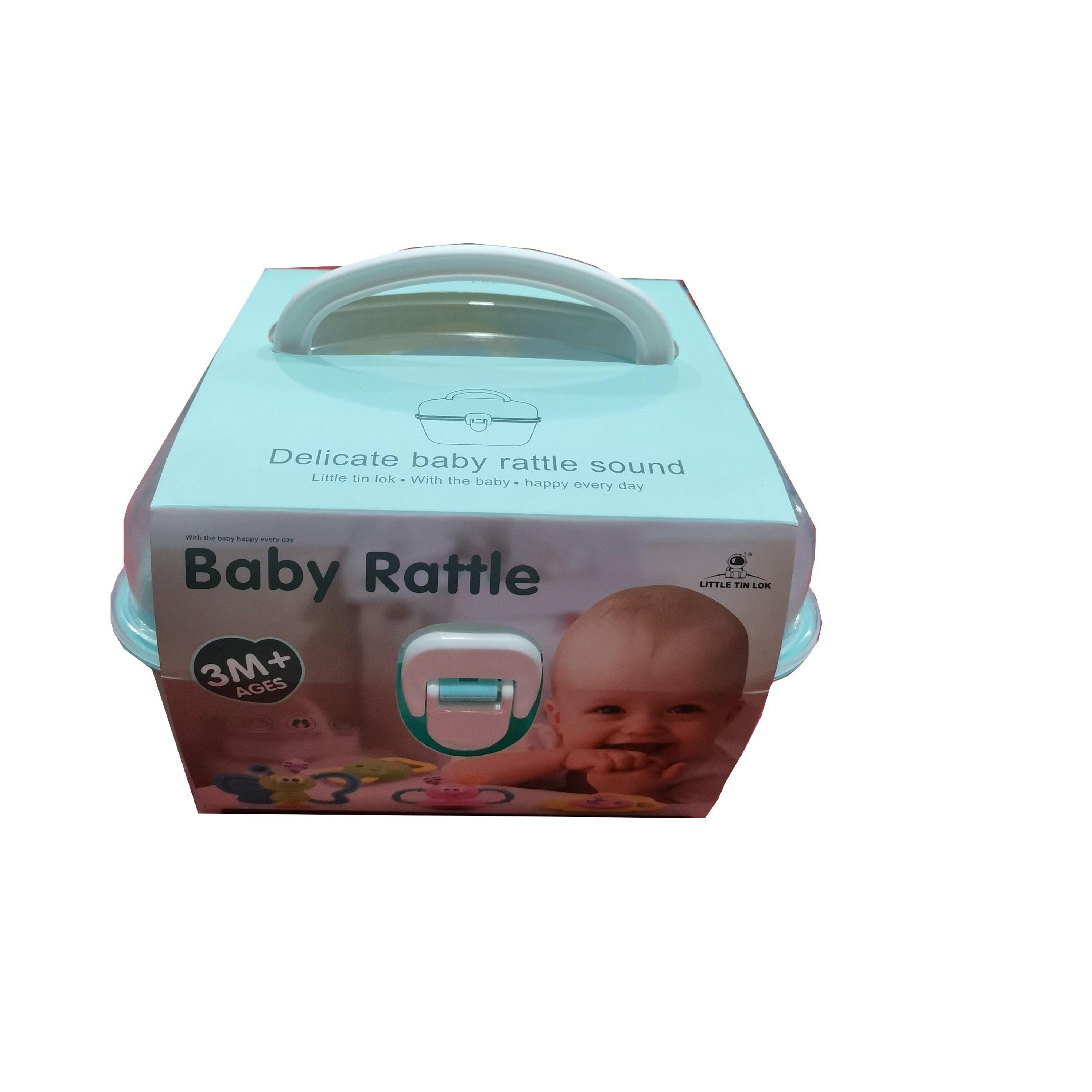 ست جغجغه مدل Baby Rattle کد M3171