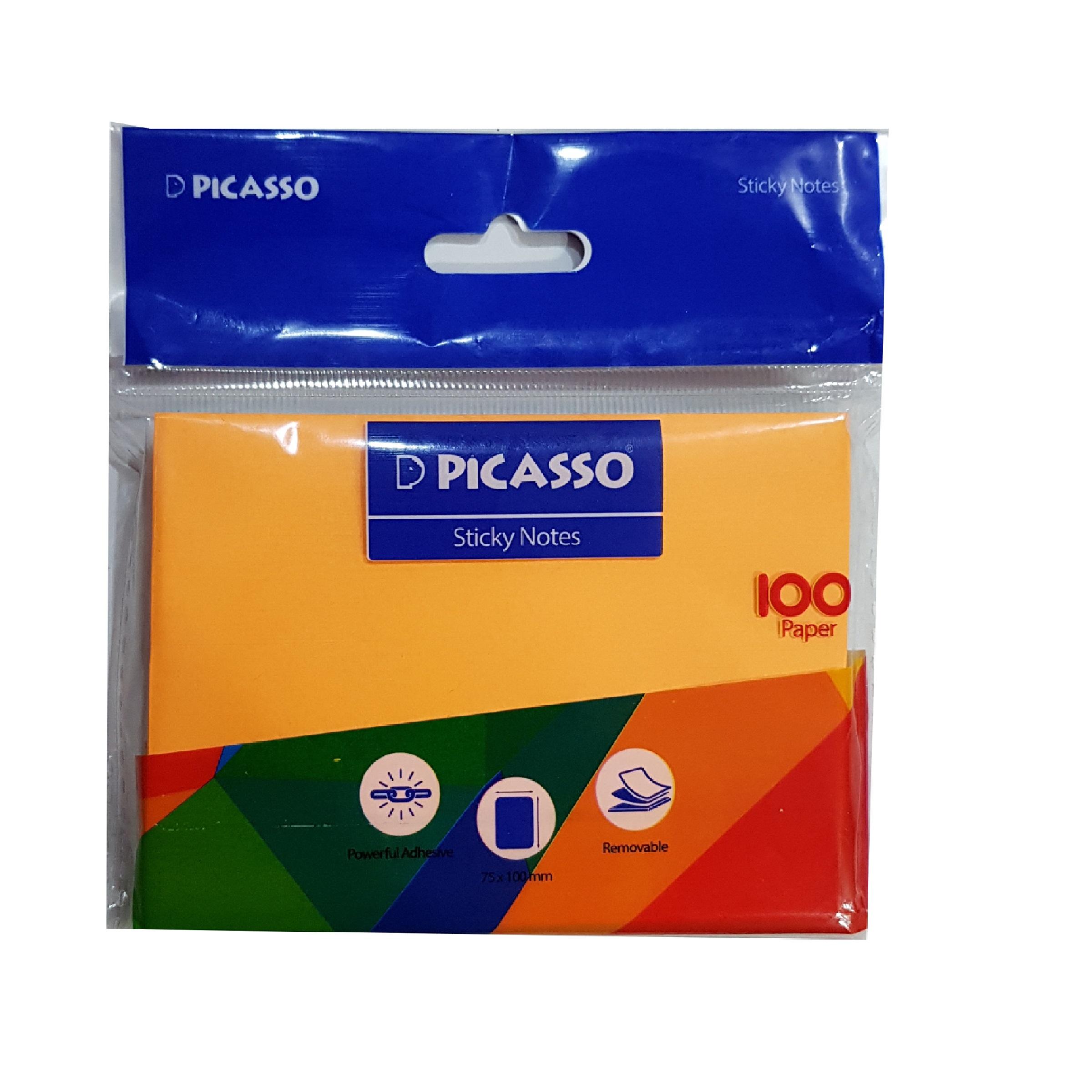 کاغذ یادداشت چسب دار پیکاسو مدل PIC  main 1 3