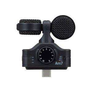 ضبط کننده حرفه ای صدا زوم مدل Am7