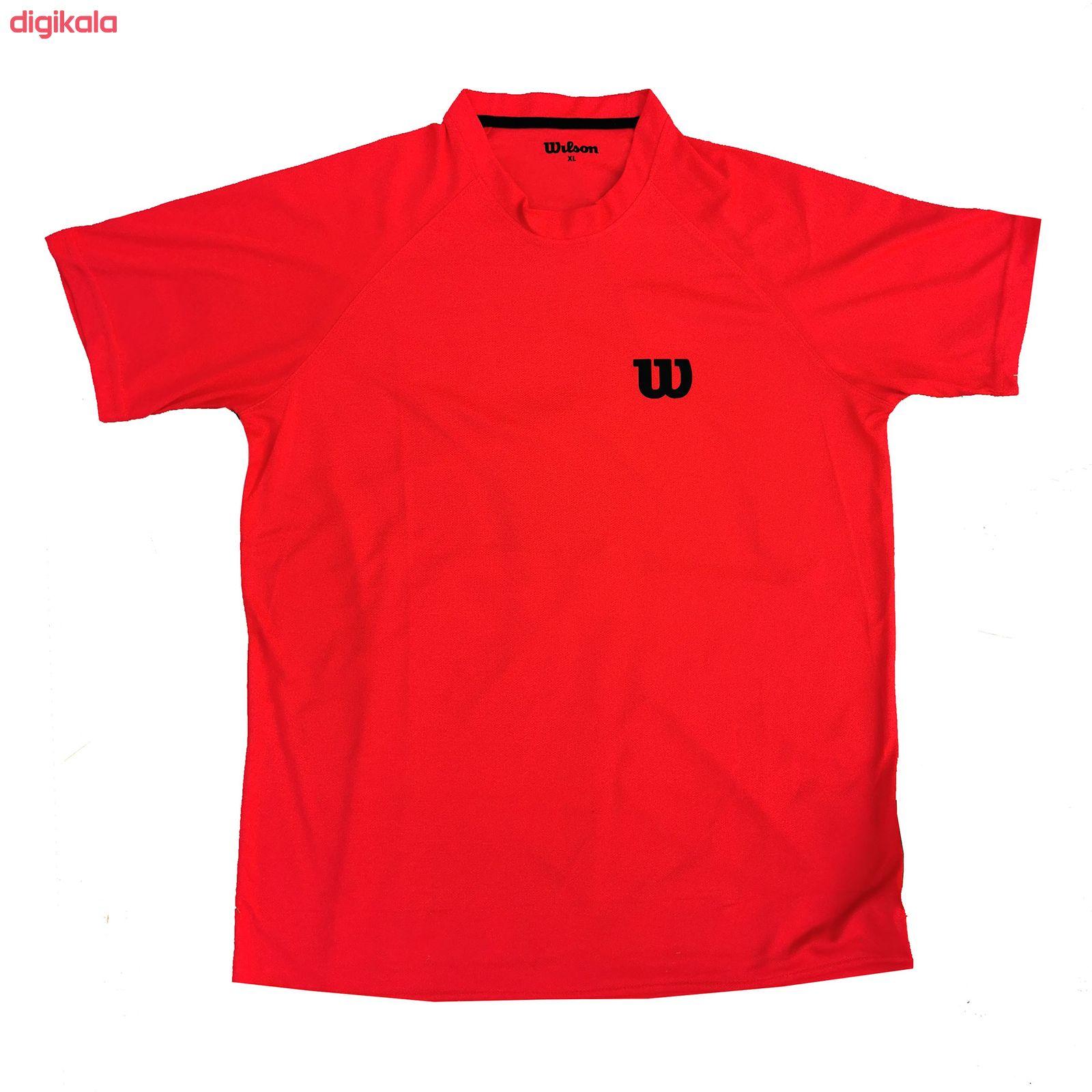 تیشرت آستین کوتاه مردانه ویلسون مدل ریتا کد 2 main 1 2