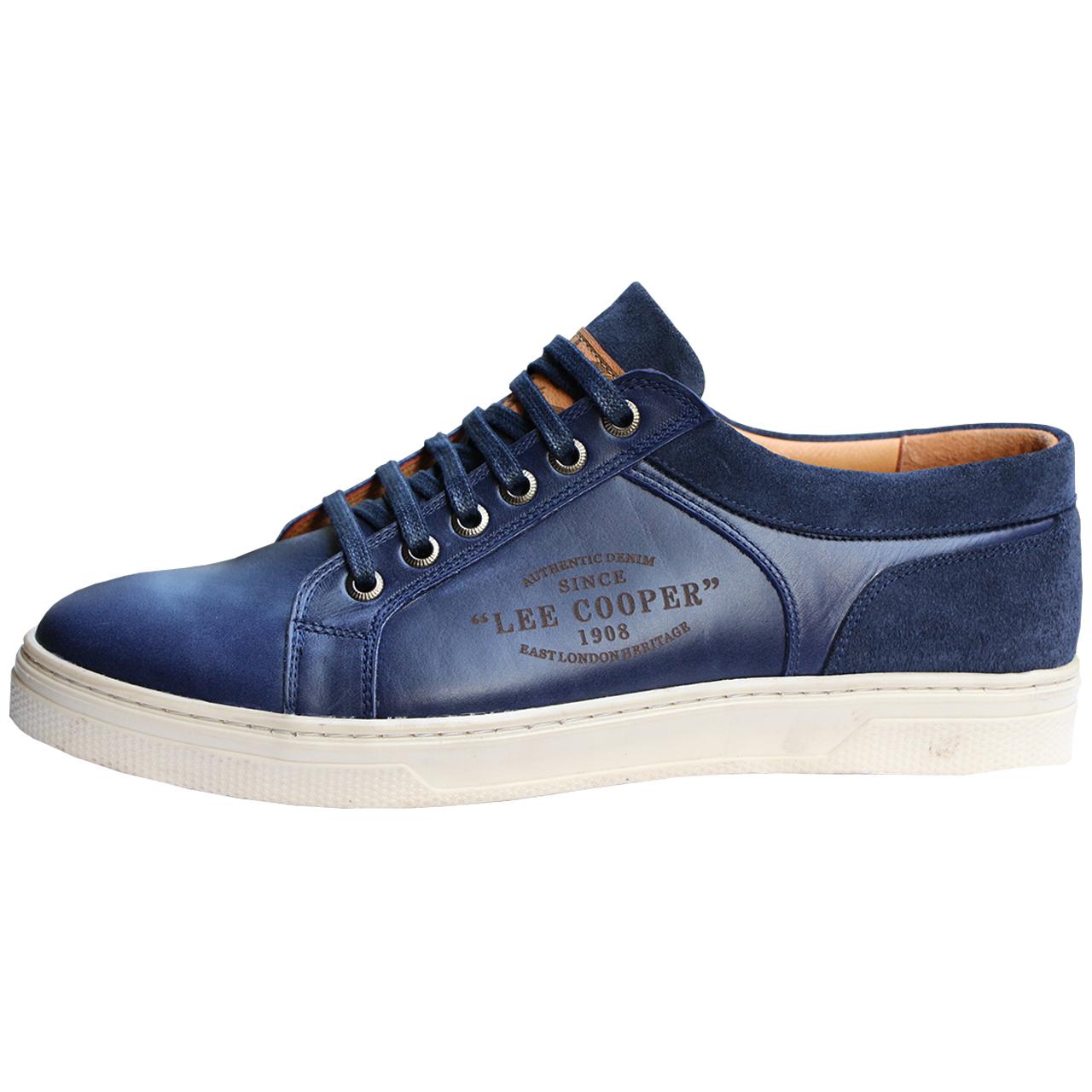 کفش روزمره مردانه لی کوپر مدل Heritage-nvy