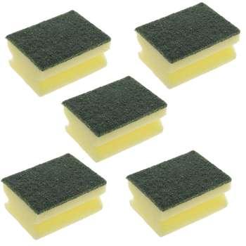 اسکاچ ظرفشویی مدل u5 بسته 5 عددی