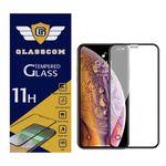 محافظ صفحه نمایش گلس کام مدل GC-Max مناسب برای گوشی موبایل اپل iPhone XS Max / 11Pro Max