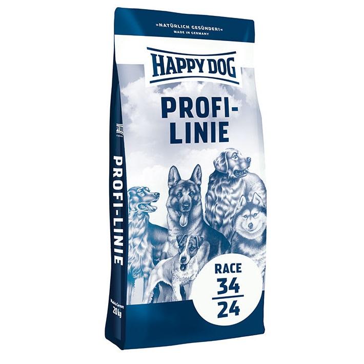 غذای خشک سگ هپی داگ مدل Profi Line کد 01 وزن 20 کیلوگرم