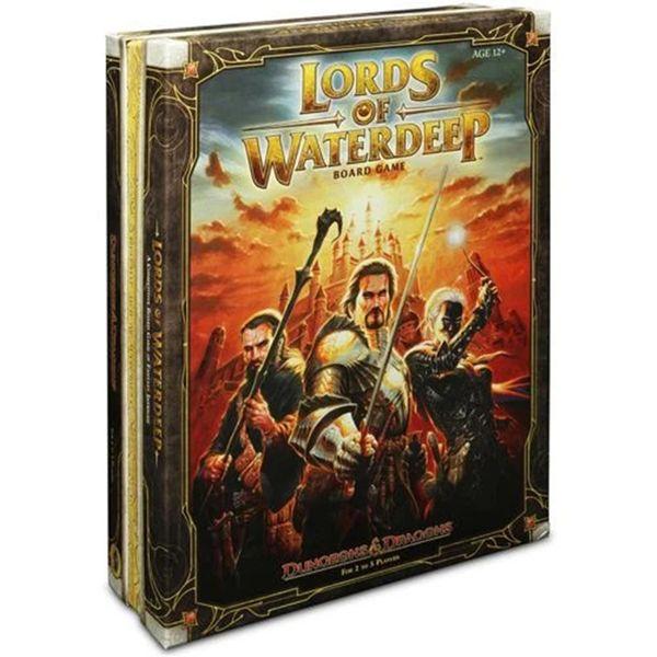 بازی فکری مدل Lords Of Waterdeep