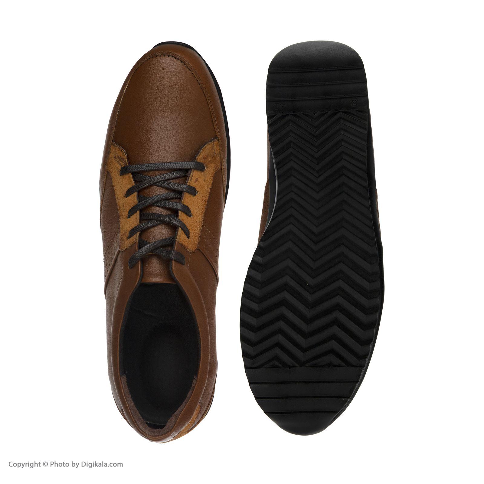 کفش روزمره مردانه بلوط مدل 7298A503136 -  - 4