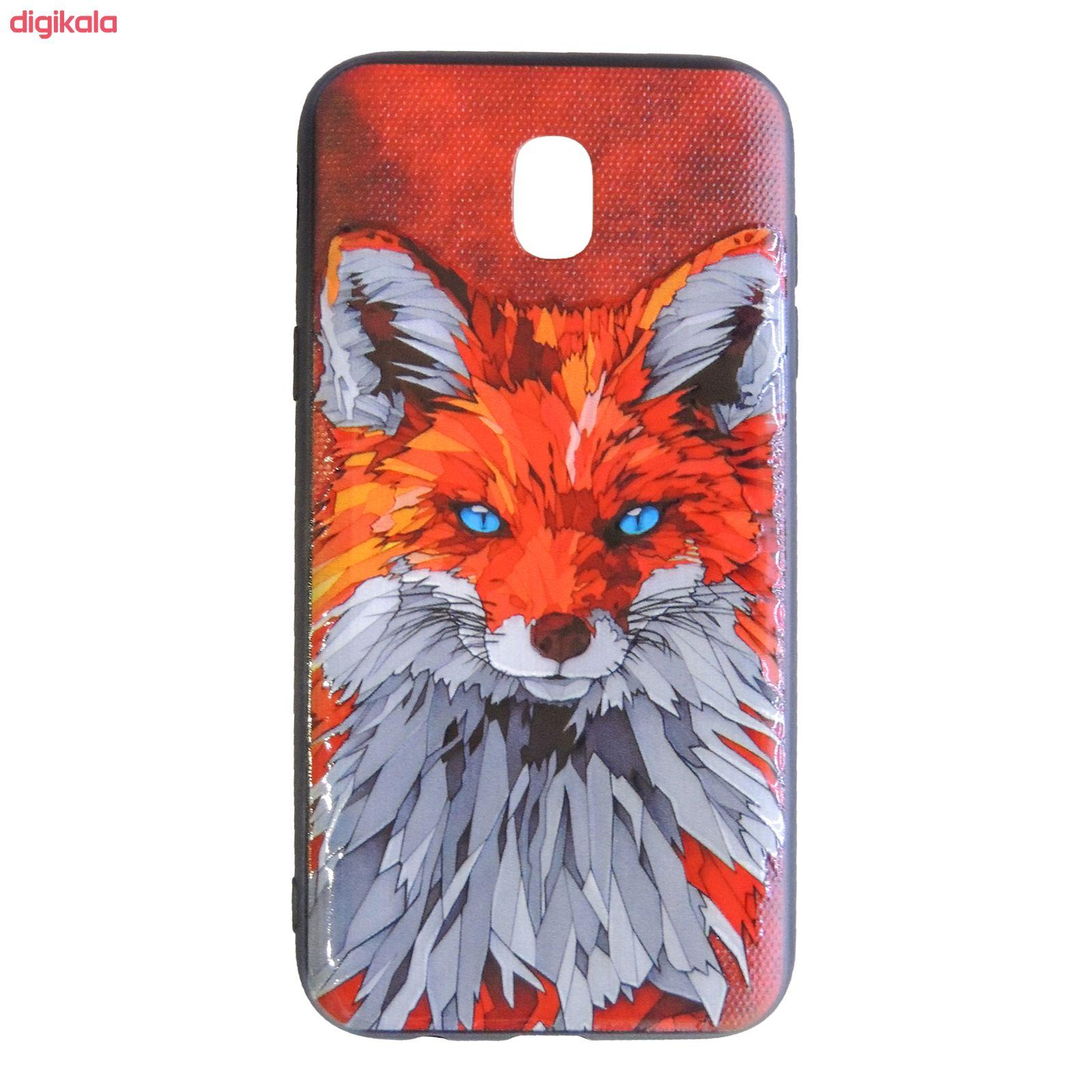 کاور bk مدل fox مناسب برای گوشی موبایل سامسونگ Galaxy j5pro / j530
