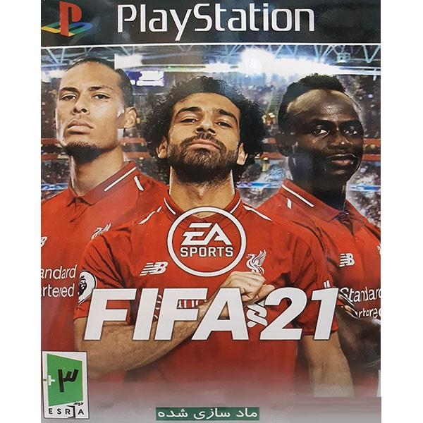 بازی FIFA 2021 مخصوص  PS1