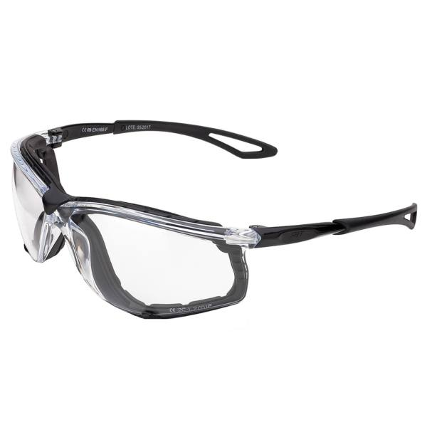 عینک ایمنی استیل پرو سیفتی مدل XENON