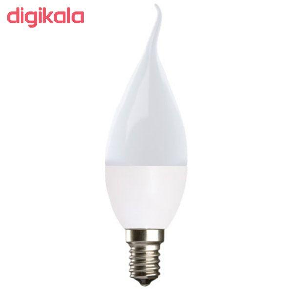 لامپ ال ای دی 8 وات مدل اشکی C_37 پایه E14 main 1 1