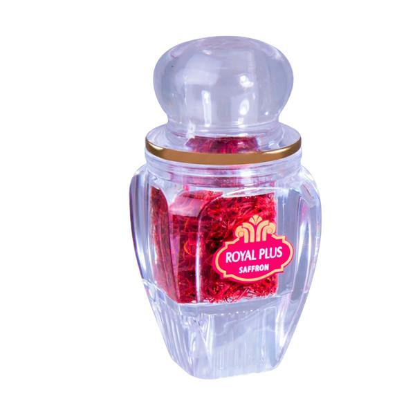زعفران پوشال رویال پلاس - 1 گرم