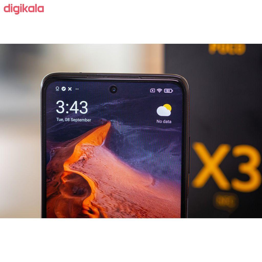گوشی موبایل شیائومی مدل POCO X3 M2007J20CG دو سیم کارت ظرفیت 128 گیگابایت main 1 13
