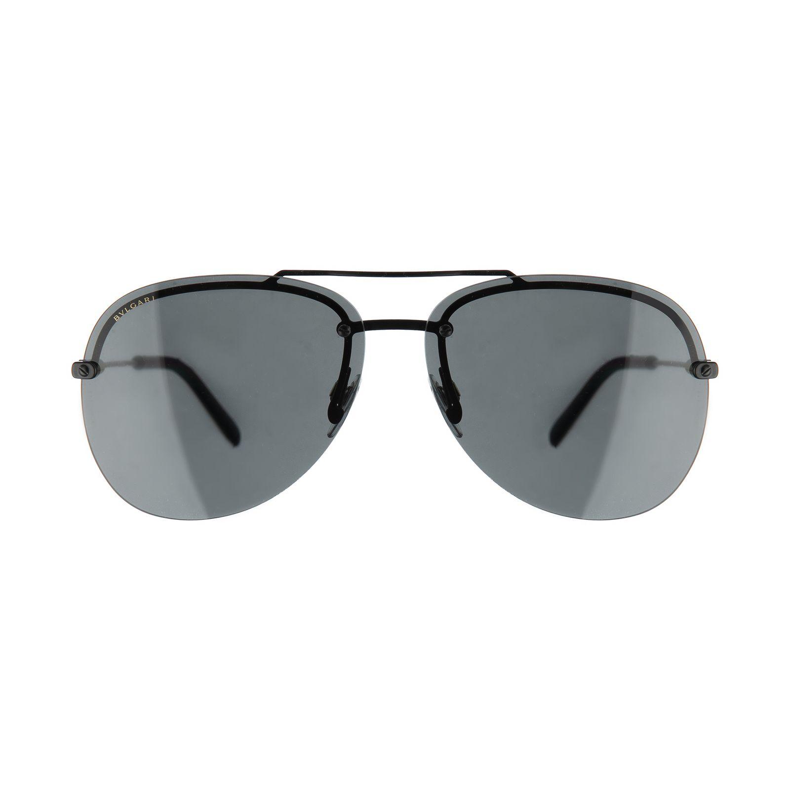 عینک آفتابی مردانه بولگاری مدل BV5044S 12887 -  - 2