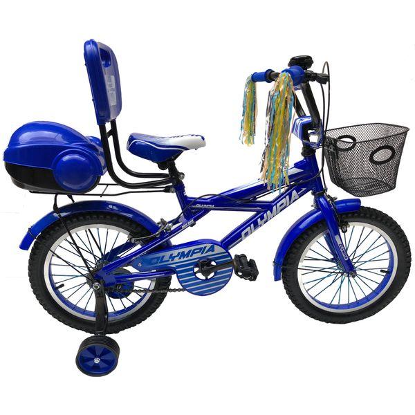 دوچرخه شهری المپیا مدل RUDGE سایز 16