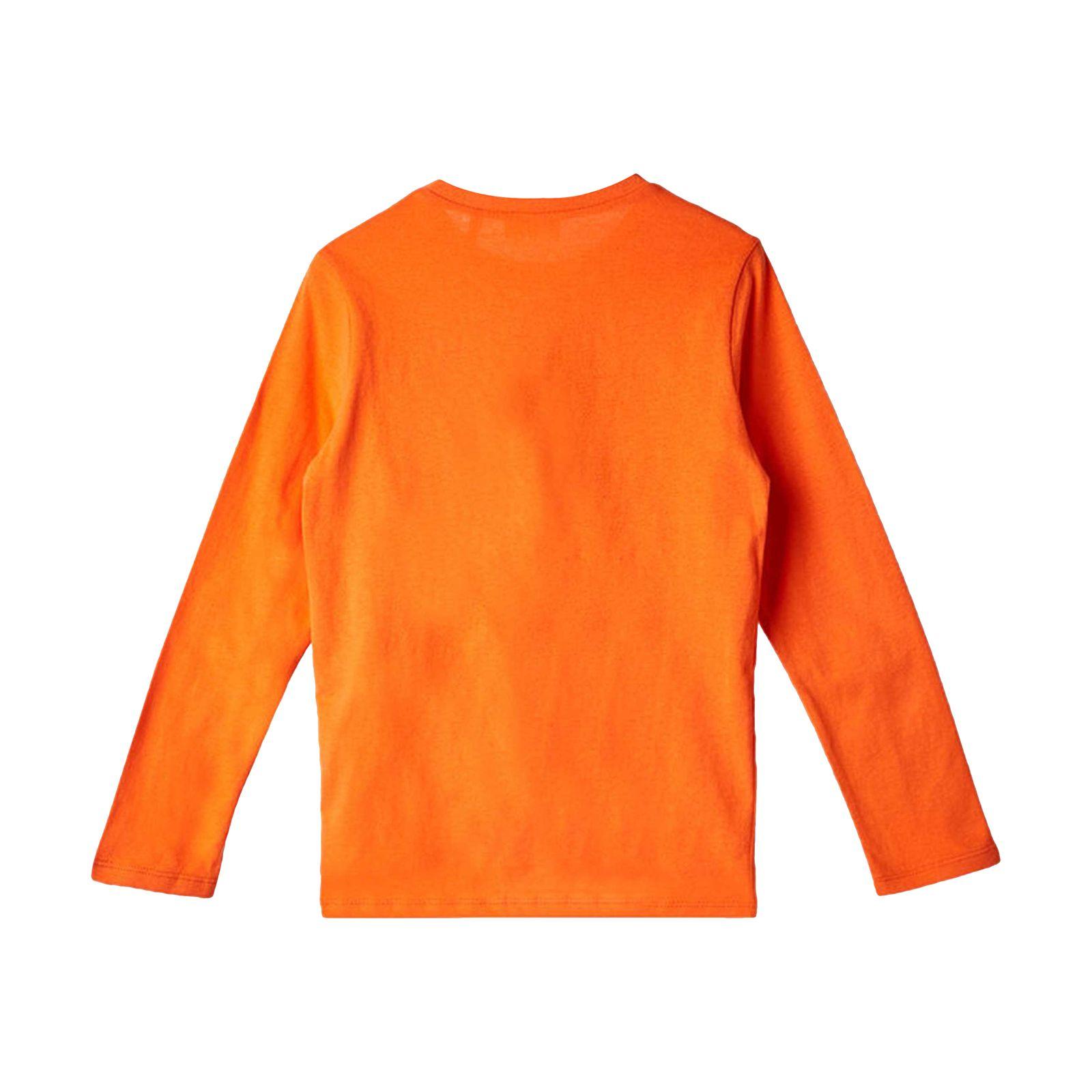 تی شرت پسرانه کوتون مدل 1kkb16802ok-23 -  - 4