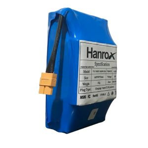 باطری اسکوتر برقی هانروکس مدل2021