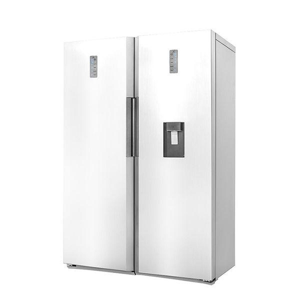 یخچال و فریزر دوقلو دوو مدل D4LR-0020MW/D4LF-0020MW