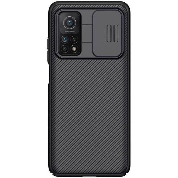 کاور نیلکین مدل Camshield مناسب برای گوشی موبایل شیائومی MI 10T 5G / Mi10T Pro 5G