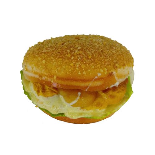 مگنت یخچال طرح ساندویچ مرغ کدMHM01