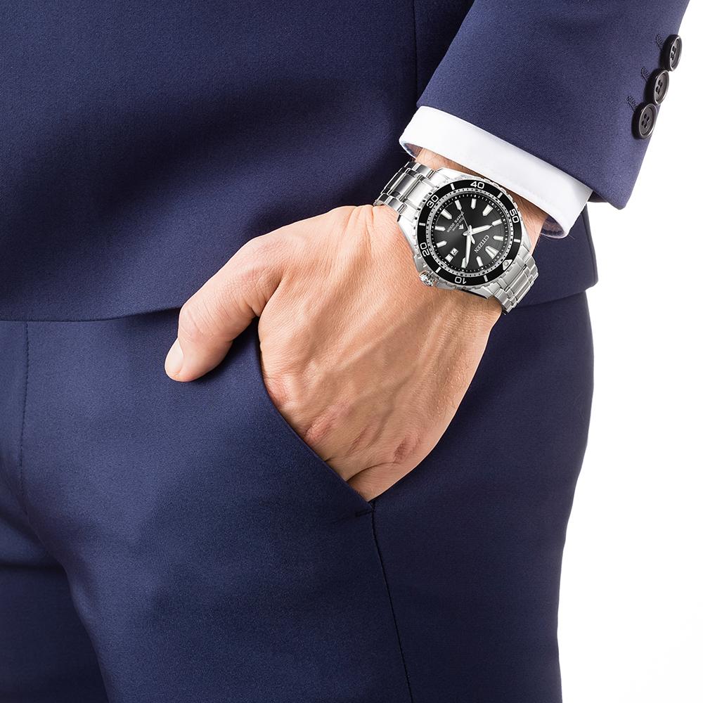 ساعت مچی عقربهای مردانه سیتی زن مدل BN0190-82E