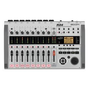 ضبط کننده حرفه ای صدا زوم مدل R24