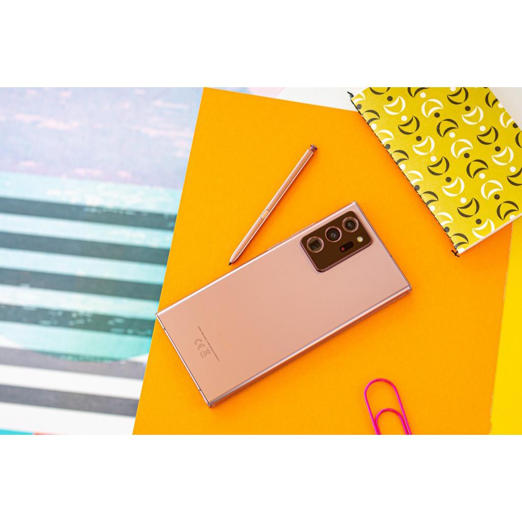 گوشی موبایل سامسونگ مدل Galaxy Note20 Ultra 5G SM-N986 دو سیم کارت ظرفیت 256 گیگابایت main 1 10
