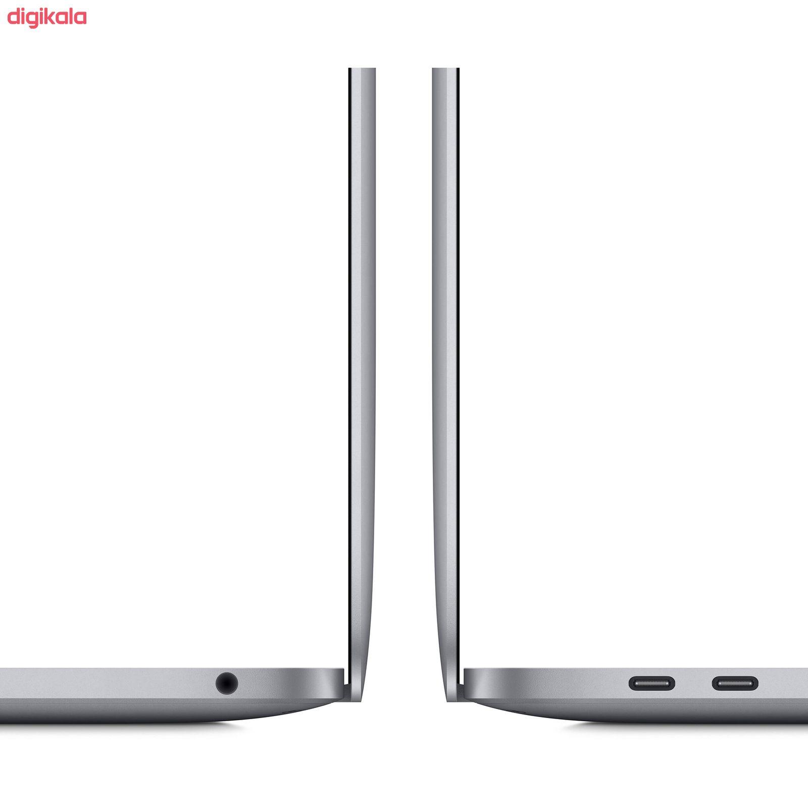 لپ تاپ 13 اینچی اپل مدل MacBook Pro MYD82 2020 همراه با تاچ بار  main 1 4