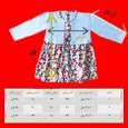 پیراهن دخترانه استارکیدز کد B001101 thumb 1