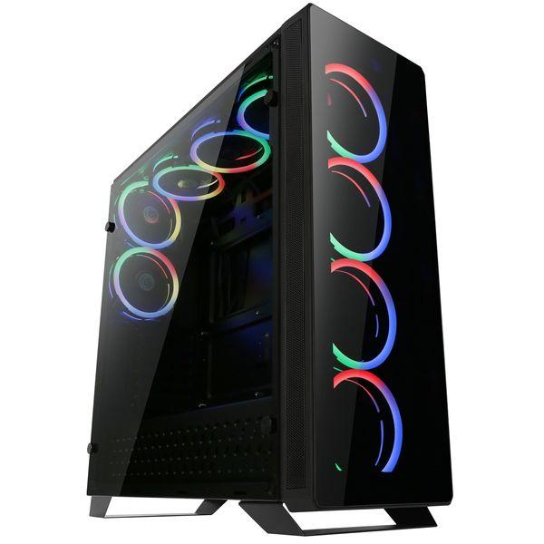 کیس کامپیوتر مستر تک مدل T500-Gaming