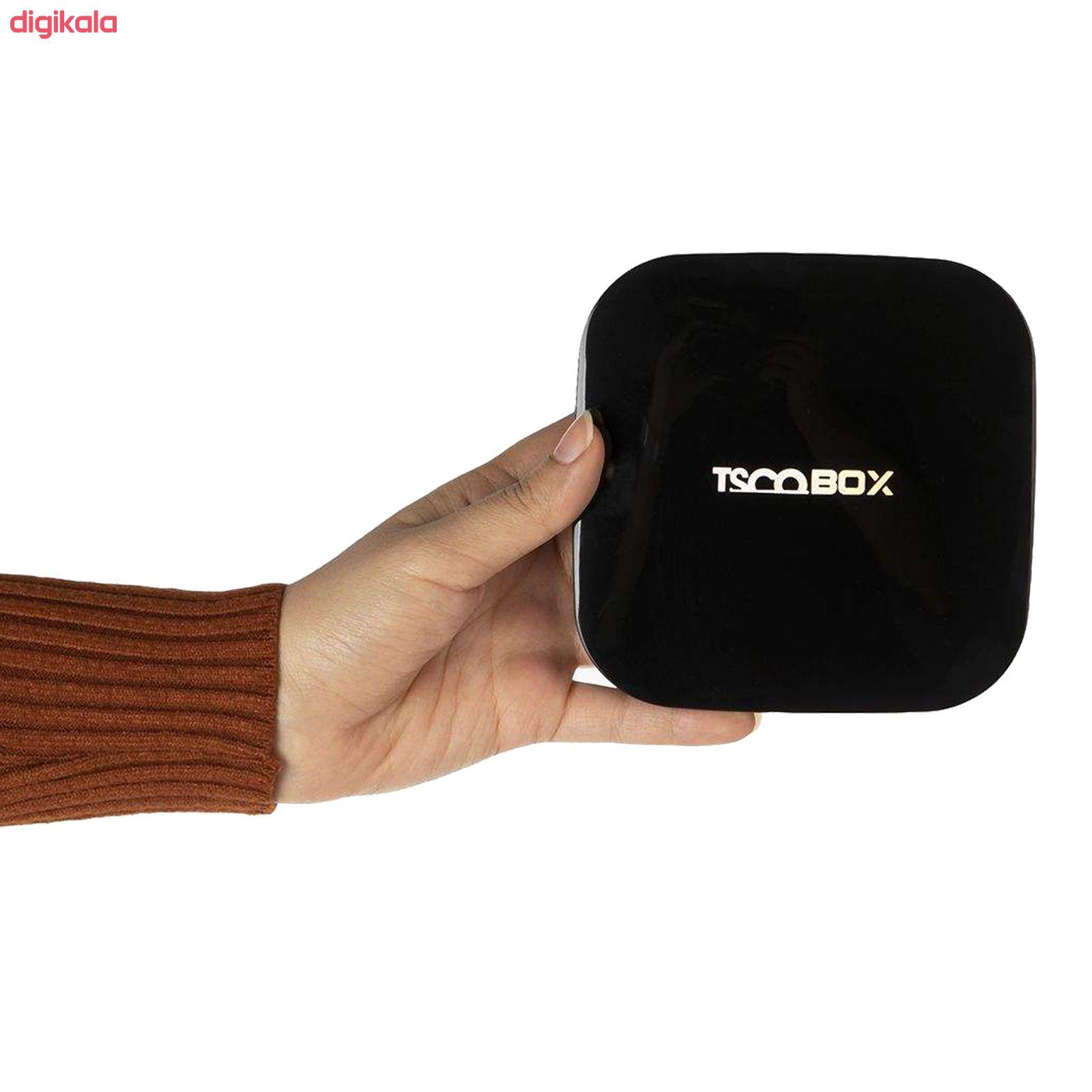 اندروید باکس تسکو مدل Tab 100 Plus به همراه ماوس بی سیم main 1 8