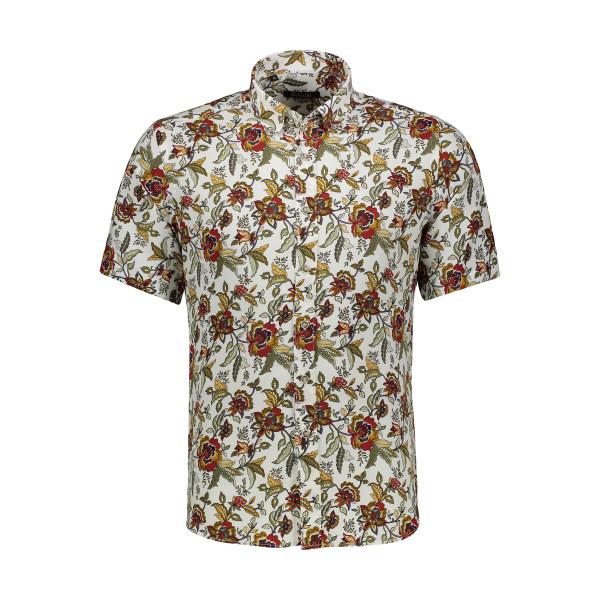 پیراهن مردانه کیکی رایکی مدل MBB2412-306