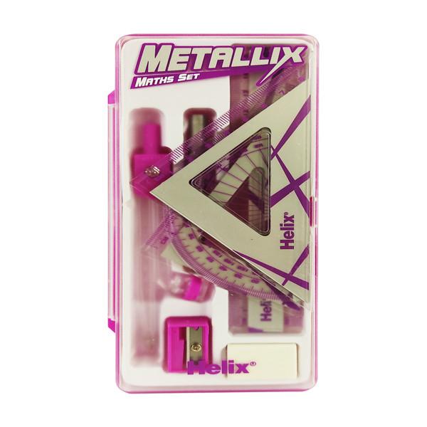 ست پرگار هلیکس مدل METALIX