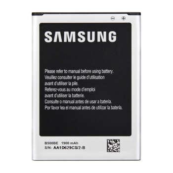 باتری موبایل مدل B500BE ظرفیت 1900 میلی آمپر ساعت مناسب برای گوشی موبایل سامسونگ Galaxy S4 Mini