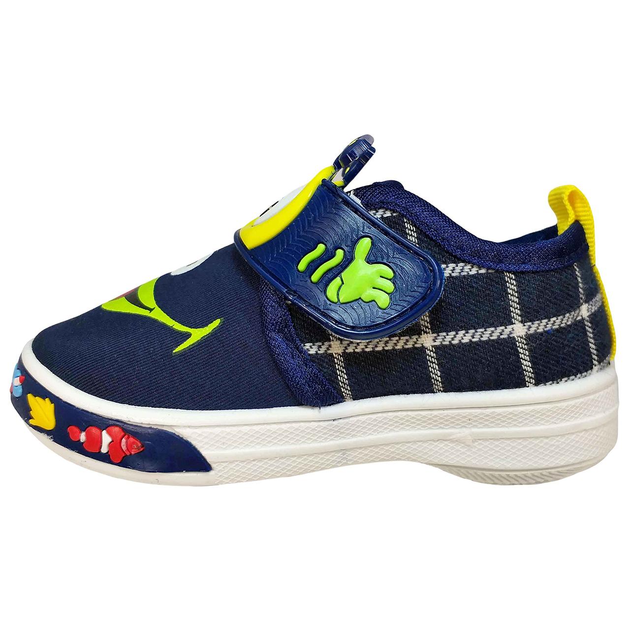 کفش راحتی نوزادی کد SML_BLPS44