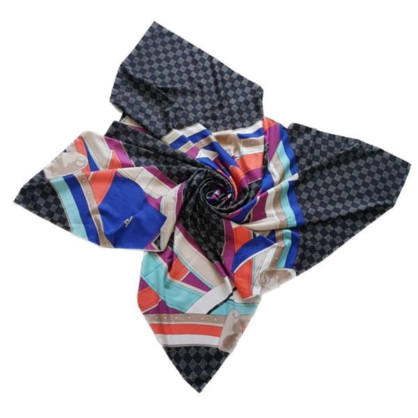 روسری زنانه لویی ویتون مدل L811105