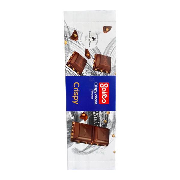 شکلات شیرین کریسپی سایرو - 75 گرم بسته 6 عددی
