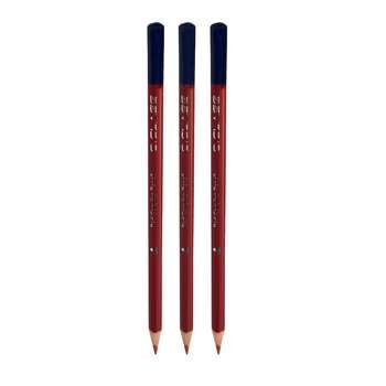 مداد قرمز سی.کلاس کد 141635 بسته 3 عددی