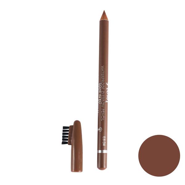 مداد ابرو مودا شماره 04 EB کد 02
