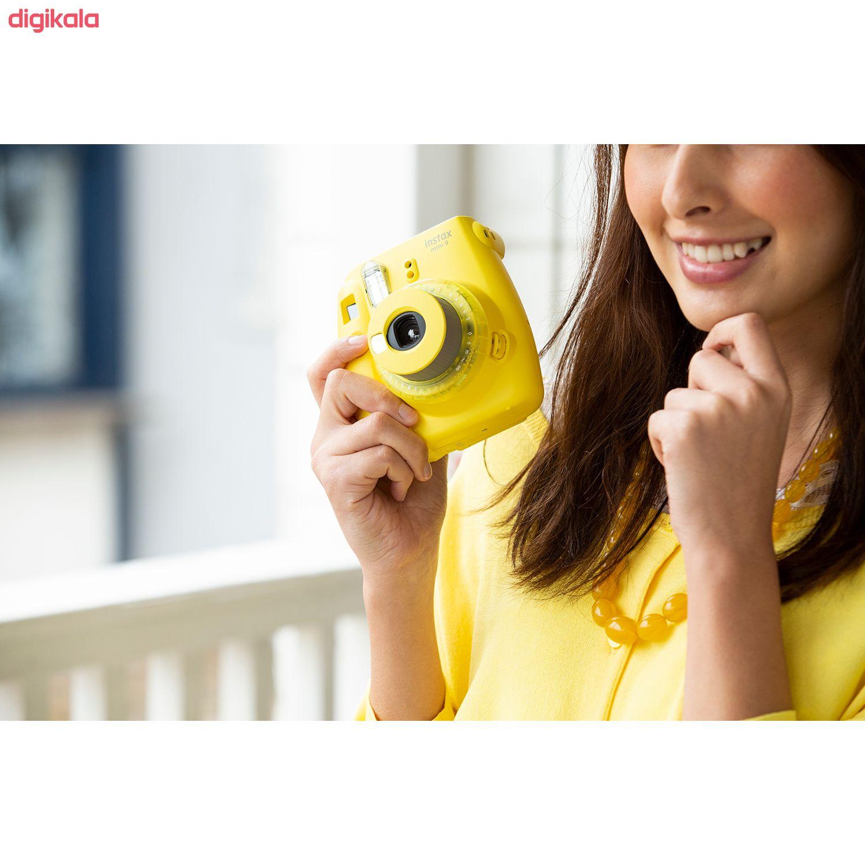دوربین عکاسی چاپ سریع فوجی فیلم مدل Instax Mini 9 Clear main 1 31