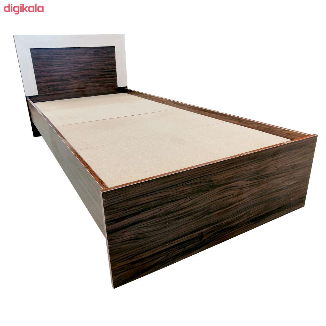 تخت خواب یک نفره مدل TB15 سایز 200x96 سانتی متر  main 1 4