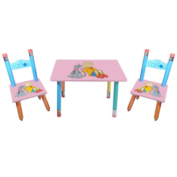 ست میز و صندلی کودک مدل 001