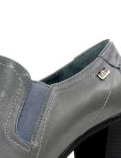 کفش زنانه آر اند دبلیو مدل 487 رنگ طوسی -  - 9