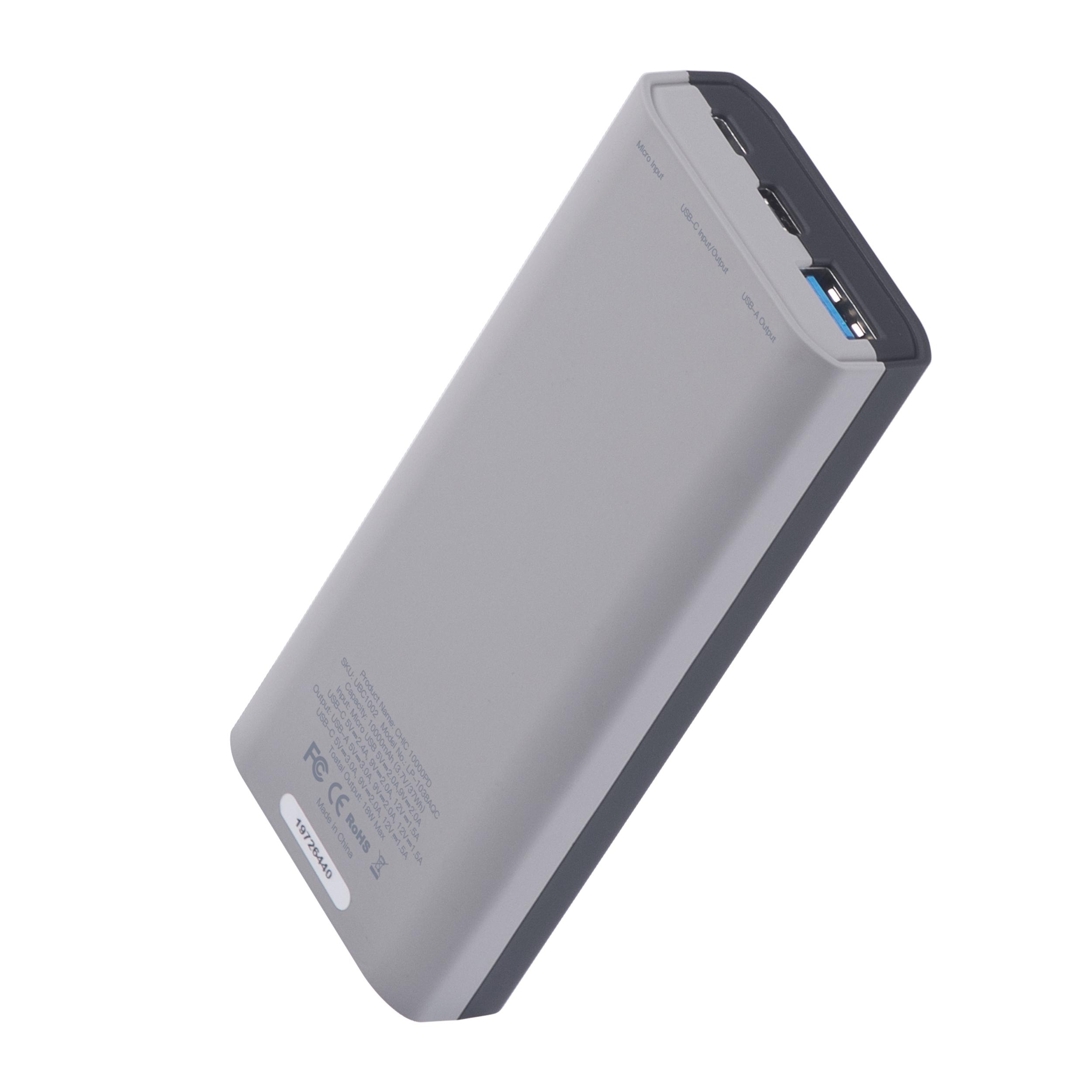 شارژر همراه آی واک مدل CHIC 10000PD UBC1002 ظرفیت 10000 میلی آمپر ساعت main 1 8