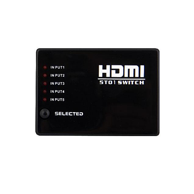 سوییچ 5 به 1 HDMI مدل HW501